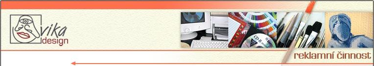 Vikadesign - grafika,DTP,webdesign a reklama